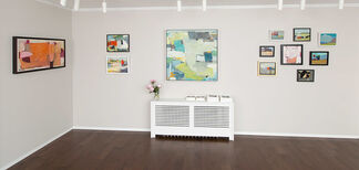 Maureen Chatfield: Patterns in Time, installation view