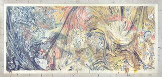 Judy Pfaff: New Prints, installation view