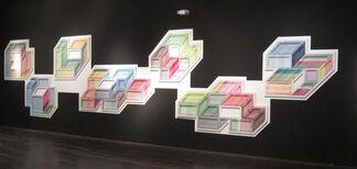 Taubert Contemporary at Dallas Art Fair 2014, installation view