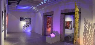 Amaya Salazar Webs, installation view