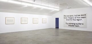 The Original is Unfaithful to the Translation, installation view