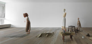 Cathy Wilkes, installation view