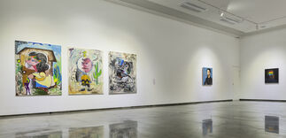 Djordje Ozbolt: Lost and Found, installation view