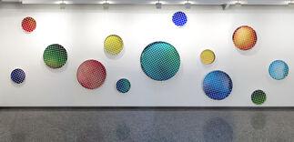 Matteo Negri - Seventeen Sculptures in Color, installation view