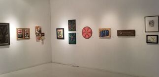 20 Year Holiday Show, installation view