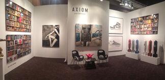 Axiom Contemporary at Palm Springs Fine Art Fair 2015, installation view