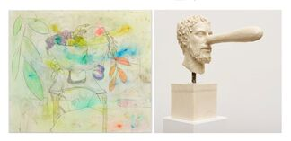 Marc Horowitz: Interior, Day (A Door Opens), installation view