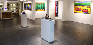 On Foreign Ground, installation view