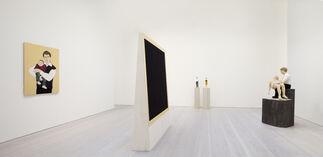 Stephan Balkenhol: Icons, installation view