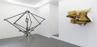 Kai Richter - break through the lines, installation view