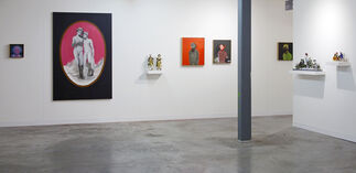 Coates & Scarry at VOLTA13, installation view