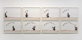 ROBIN RHODE  « The Broken Wall », installation view