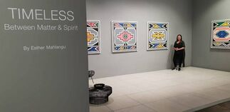 The Melrose Gallery at Investec Cape Town Art Fair 2019, installation view