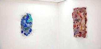 JULIO RIZHI - CHAKAFUKIDZA SOLO EXHIBITION, installation view