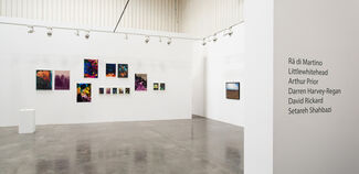 Act & Application, installation view