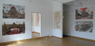 'ARSENAL', installation view