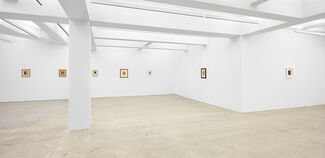 KURT SCHWITTERS: A SELECTION OF COLLAGES, installation view