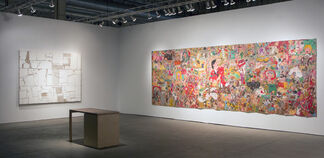Steve Turner at Expo Chicago 2015, installation view