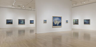 The Idea of North: The Paintings of Lawren Harris, installation view