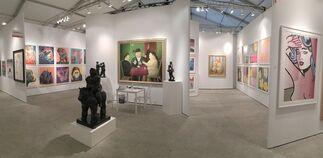 David Benrimon Fine Art at Art Miami 2015, installation view