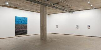 Juan Uslé: Al Clarear, installation view