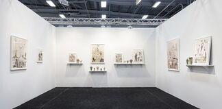 Asya Geisberg Gallery at NADA New York 2014, installation view