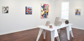 Cody Hoyt: Slow Cooker, installation view