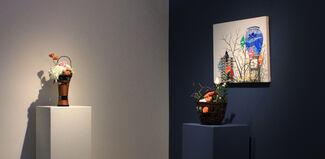Ten Thousand Flowers, installation view