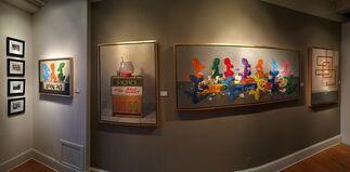Robert C. Jackson - Recent Paintings, installation view