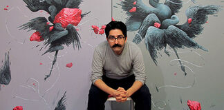 Artist's Room | Hemad Javadzade, installation view