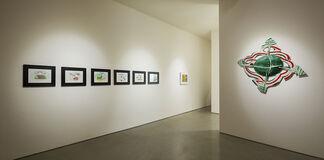 KIM MACCONNEL: Luft Gesheften: The Value of War, installation view