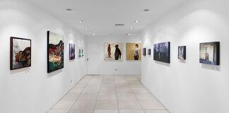British & Italian Painting, installation view