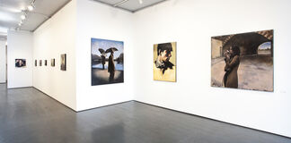 Christopher Thompson   Undiscovered Figures, installation view
