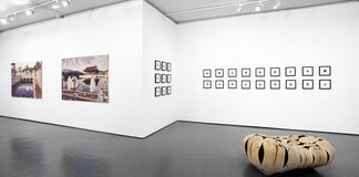 Lee Jeongwoong | Laputa : The Fall, installation view