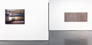 Lee Jinyong   The Weight of Thought, installation view