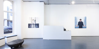Neil Douglas   Contemplation, installation view