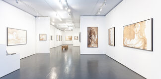 JAMIL NAQSH – and the eternal feminine, installation view