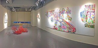 Hyperbeat ─ Huang Yen-Chao Solo Exhibition, installation view