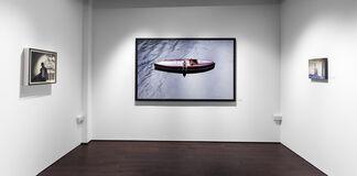Iain Faulkner   AM/PM, installation view