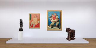 Opera Gallery at Masterpiece London 2020, installation view