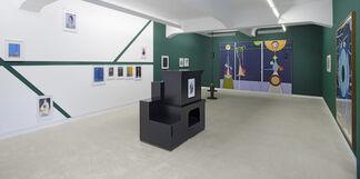 Gert & Uwe Tobias - Wohin der Hase läuft, installation view