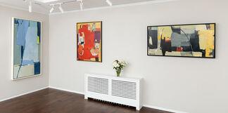 Maureen Chatfield Paintings, installation view