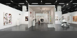 Sies + Höke at Art Cologne 2015, installation view