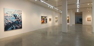 8 Painters, installation view