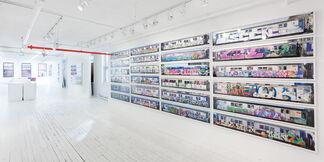 Henry Chalfant: 1980, installation view