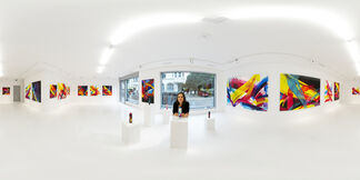 MadC - Reflections, installation view