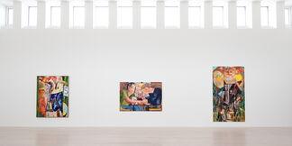 Dana Schutz, installation view