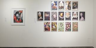 FRESH! Young Collector Show, installation view