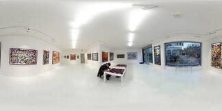 JonOne - Cryptation, installation view