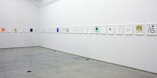"""Tam Ochiai - """"Tiam O'Shian IV"""", installation view"""